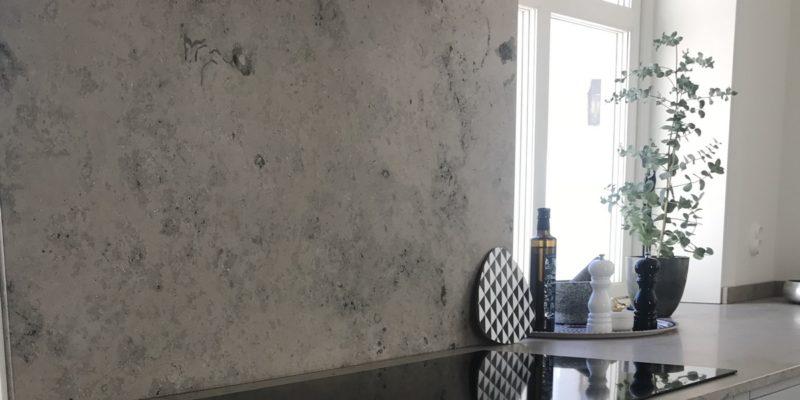 Рабочие поверхности из плитняка – динозавры в Вашей гостиной