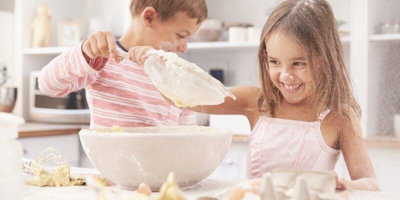 Планирование кухни, безопасной для детей
