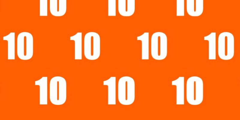 Granitop cтолешницы — 10 лет!